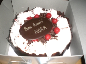 gâteau nono