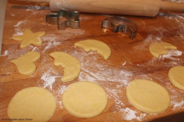 biscuits au citron selon nono