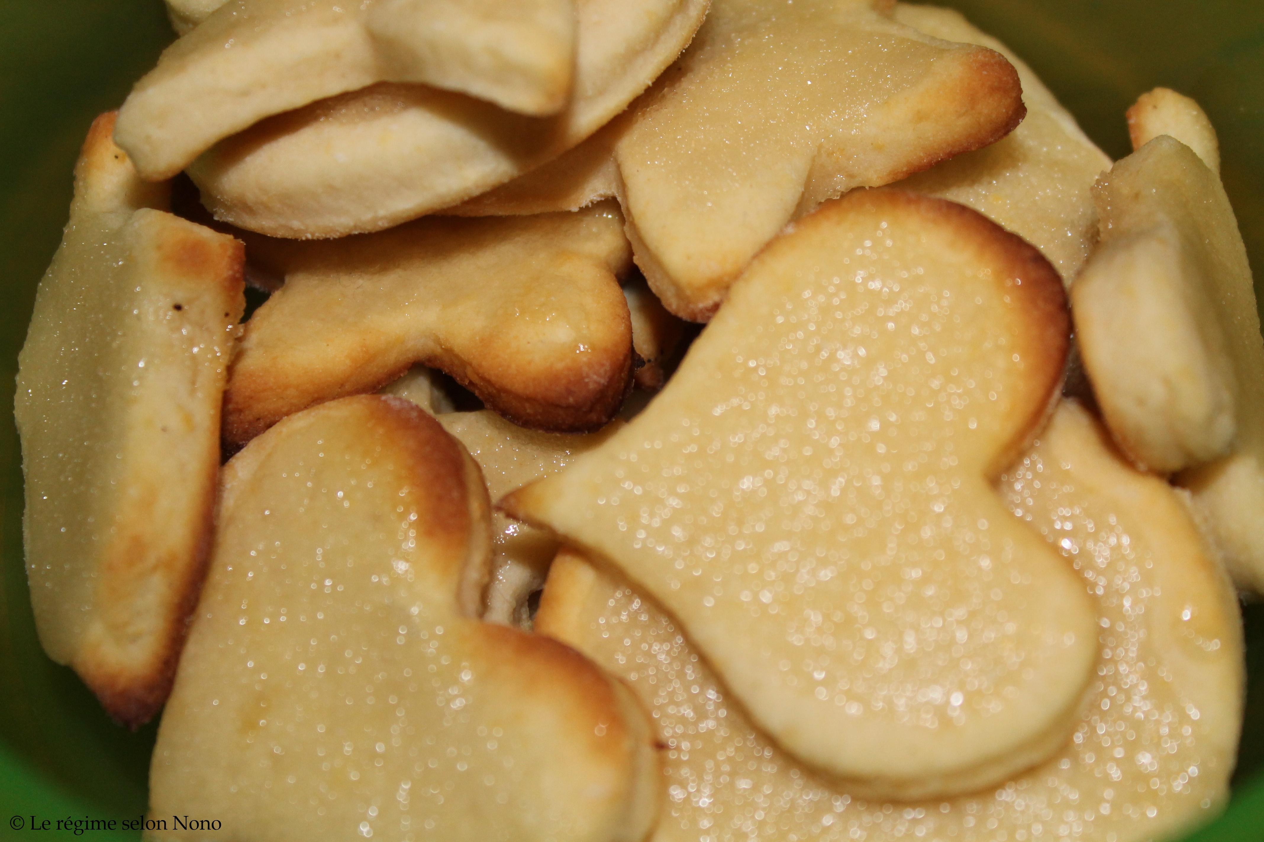 Recette biscuit facile le r gime selon nono - Biscuits de noel facile ...