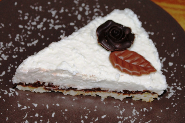 cheesecake chocolat coco