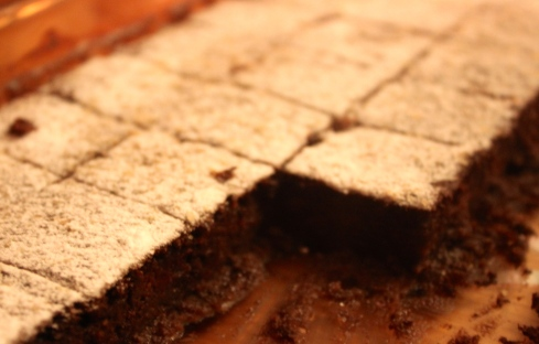 brownie chocolat betterave