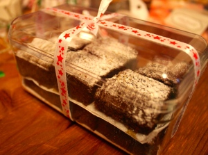 brownie cadeau