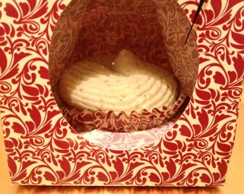 muffin pistache