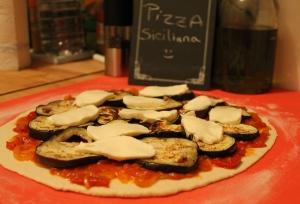 recette Pizza facile