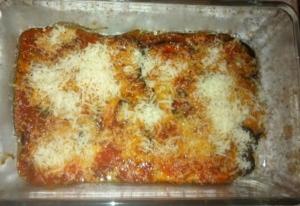recette parmigiana italienne