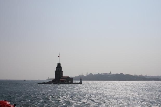 Tour Léandre, Istanbul