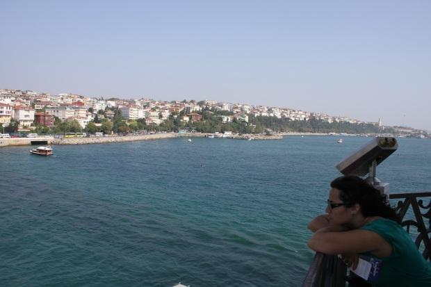 Nono à Istanbul