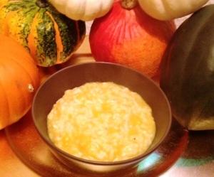 recette risotto potiron