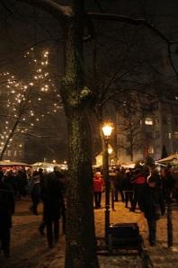 marché de Noel Berlin