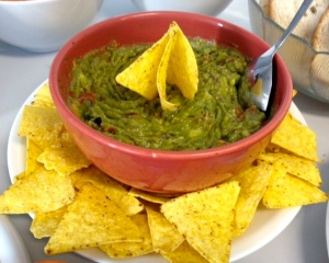 recette guacamole facile