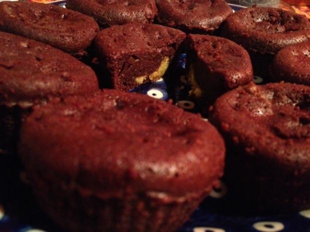 Recette facile mini brownie