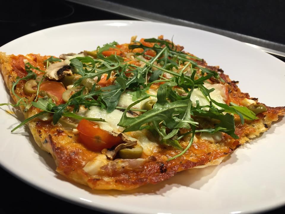 Recette pizza le r gime selon nono - Recettes cuisine regime mediterraneen ...